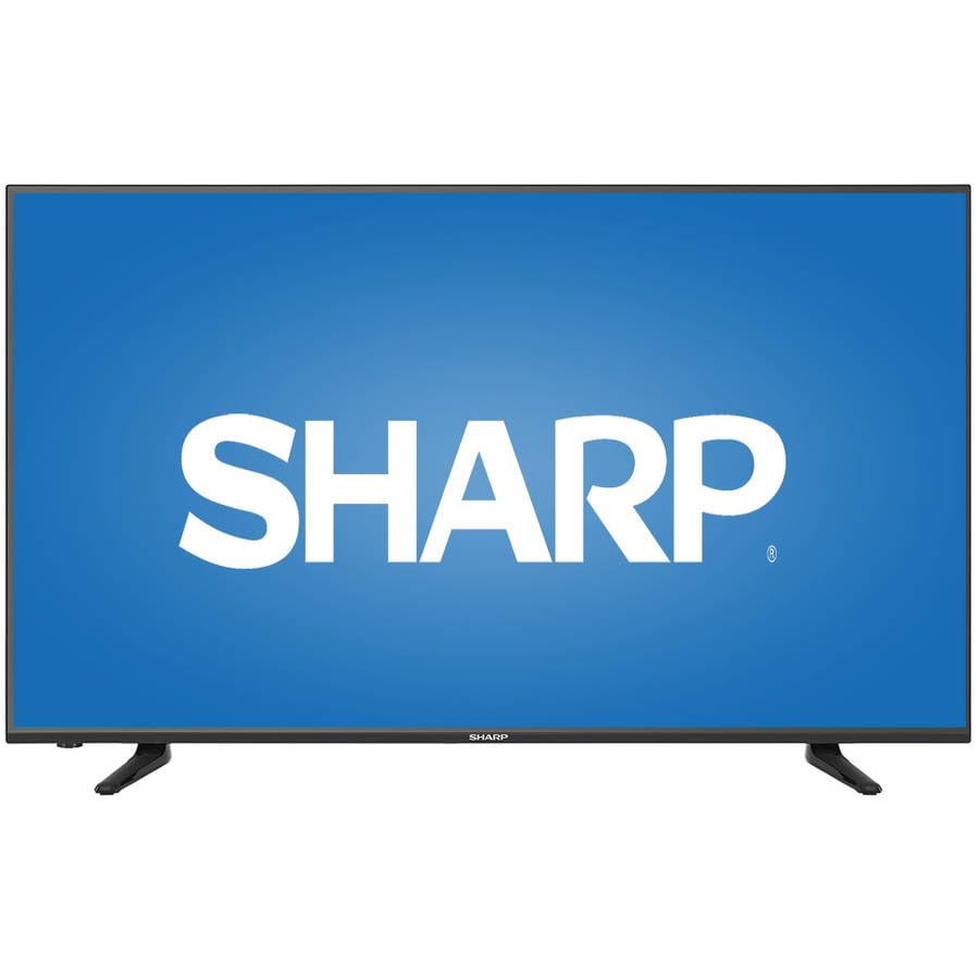 "Refurbished Sharp 60"" Class 4K Ultra HD, Smart, LED TV 2160p, 60Hz (LC-60N6200U) by Sharp"
