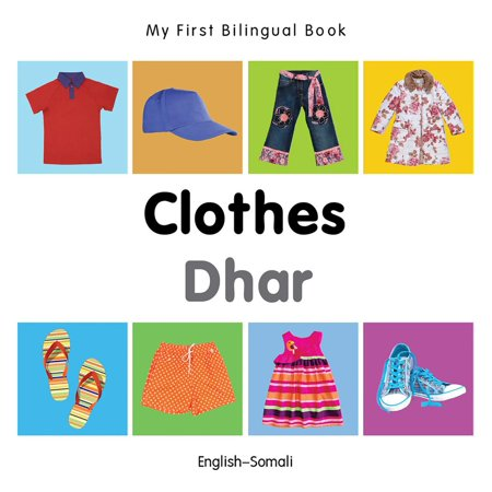 My First Bilingual Book–Clothes (English–Somali) - eBook ()