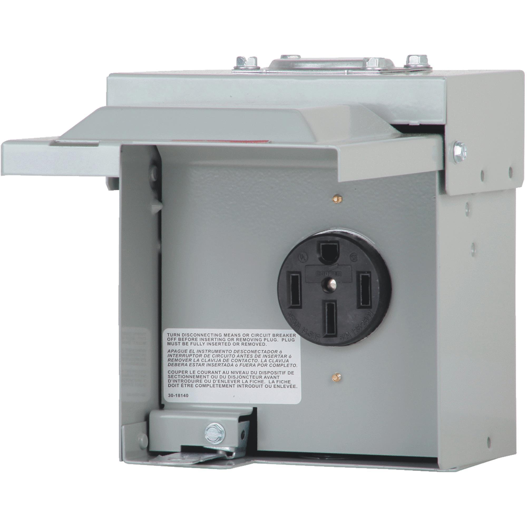 Eaton RV Utility Power Outlet