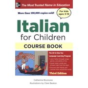 ITALIAN FOR CHILDREN, 3E - eBook