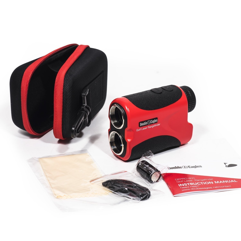 Kozyvacu Double Eagles Depro-600 Golf Laser Range Finder With Pin ...