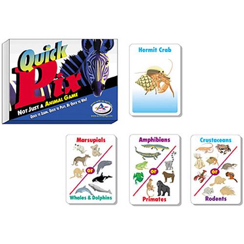 Talicor Quick Pix Game, Animals