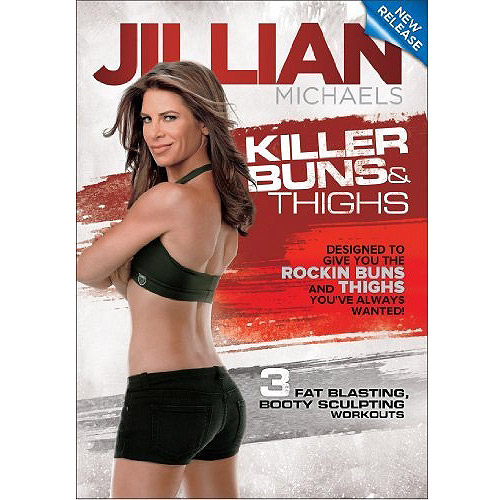 MICHAELS JILLIAN-KILLER BUNS & THIGHS (DVD)
