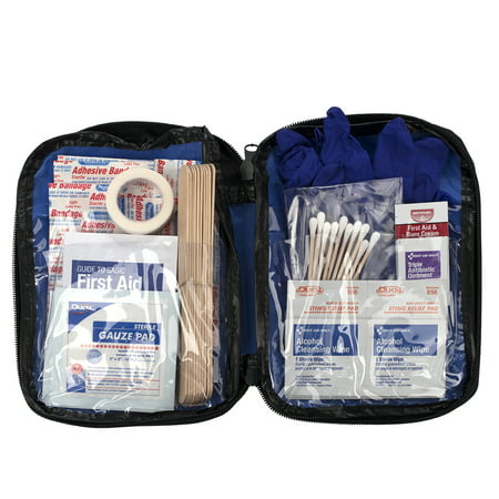 Boo Essential Care Kit - PhysiciansCare by First Aid Only 94 Piece Essential Care First Aid Kit, Fabric Case