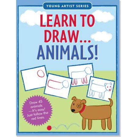 Learn to Draw Animals! : Easy Step-By-Step Drawing Guide](Easy Stuff To Draw For Halloween)
