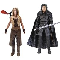 "Game of Thrones Funko 6"" Legacy Action Figure Bundle: Daenerys & Jon Snow"