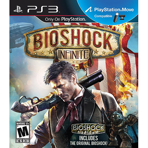 Bioshock Infinite (PS3) - Pre-Owned