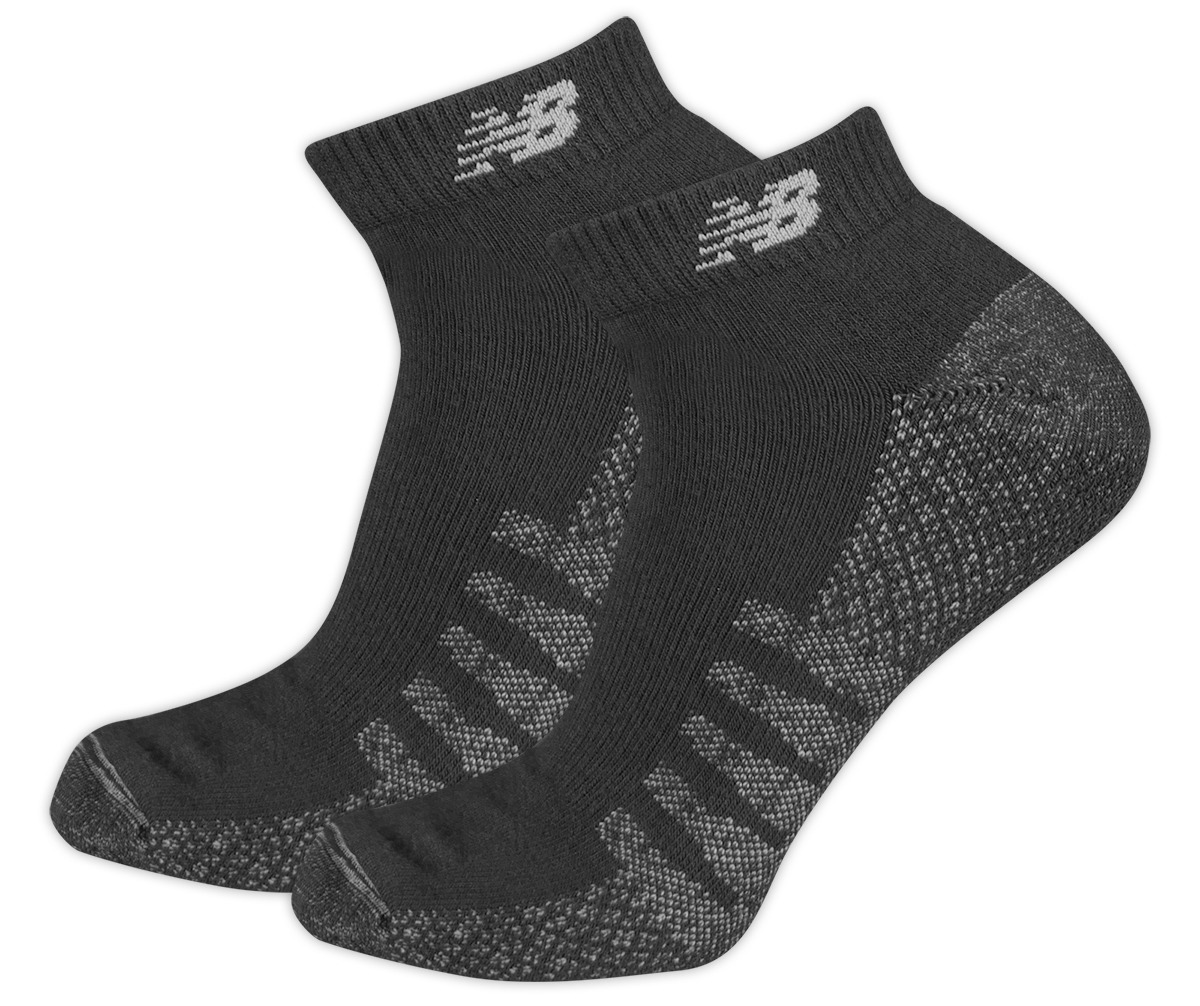 New Balance Unisex Low Cut Socks