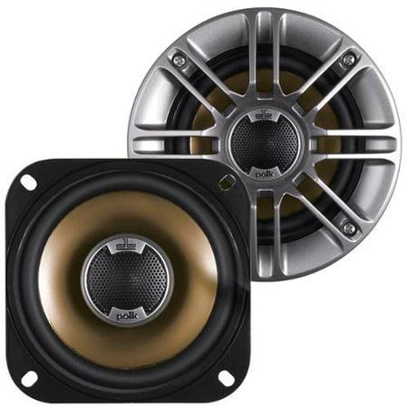 """Polk Audio DB401 4"""" Coaxial Speaker 270W Max"""