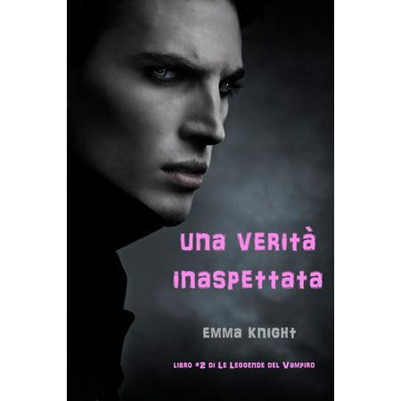 Una Verita' Inaspettata (Libro #2 di Le Leggende del Vampiro) - eBook - Vampiro Dibujo Halloween