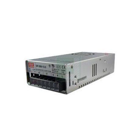 MEAN WELL SP-200-27 SP-200 Series 202.5 W Single Output 27 V AC/DC Ultra Low Cost Power Supply - 1 item(s)