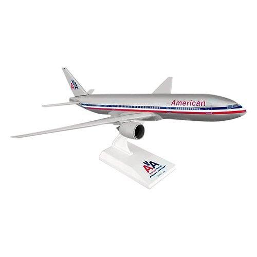 SkyMarks B777-200 American Airlines Model Airplane
