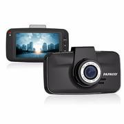 Papago GoSafe 520 Dash Cam w/ Super HD 2K Video Recording