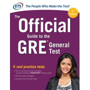 The Official Guide to the GRE General Test, Third Edition - eBook