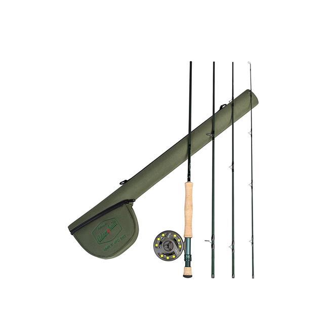Adamsbuilt Fishing MMH-AB2-8wt 9 ft. Fly Combo Rod HO2 Re...