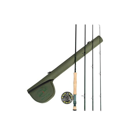adamsbuilt fishing mmh-ab2-8wt 9 ft. fly combo rod ho2 reel with case, 8 (Best 8wt Fly Rod Under 200)