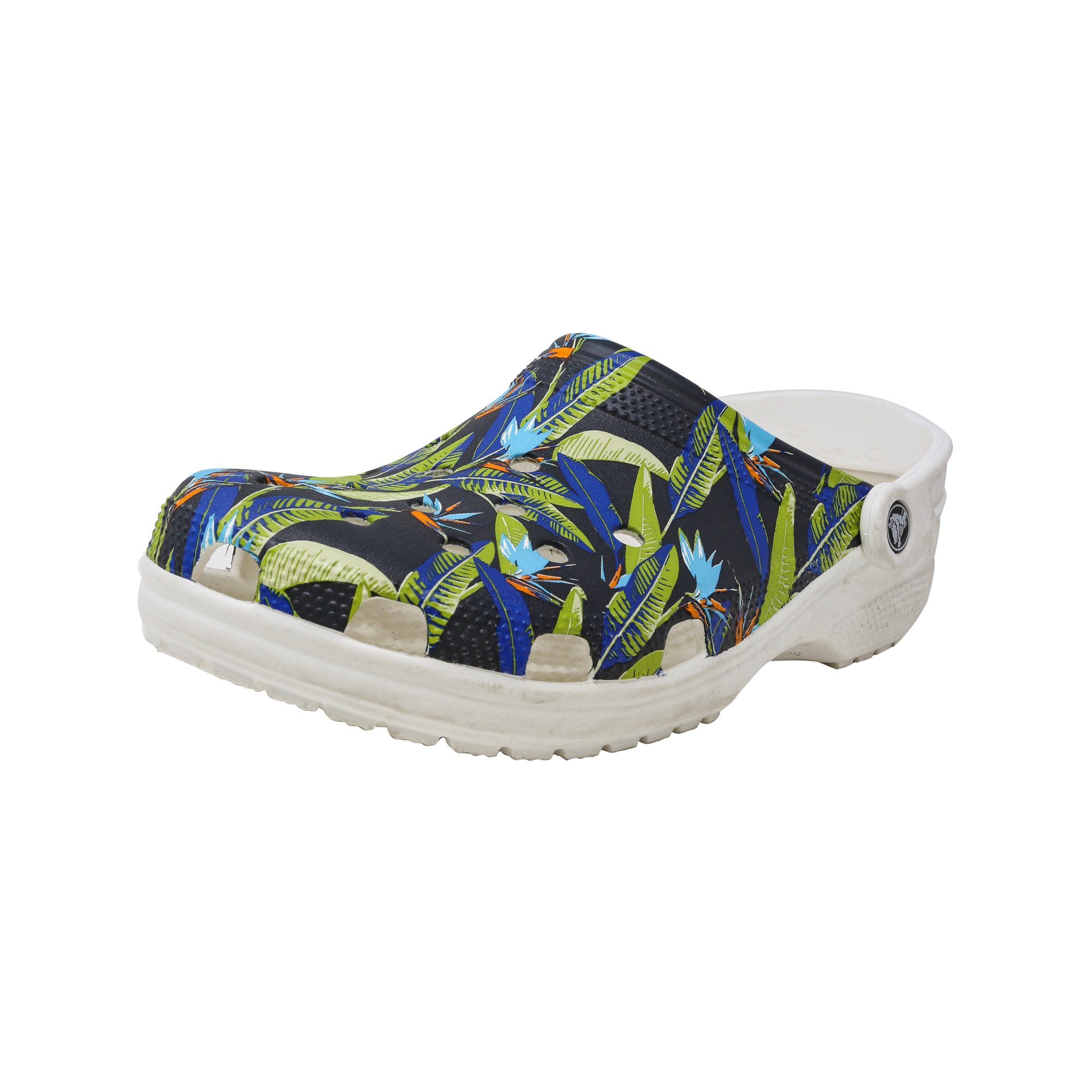 0f651f820eb85f Buy Crocs Classic Tropical Iv Clog White Ankle-High Clogs - 10M - 8M ...