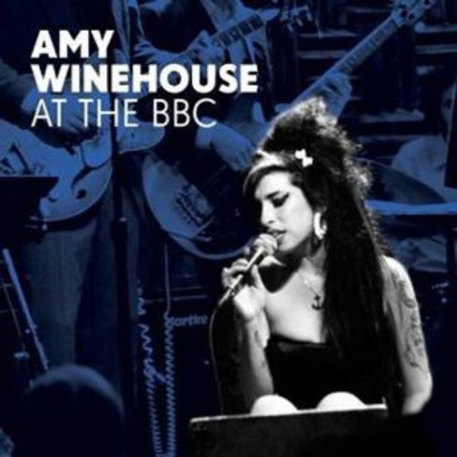 Amy Winehouse At The BBC (Includes DVD) (explicit)