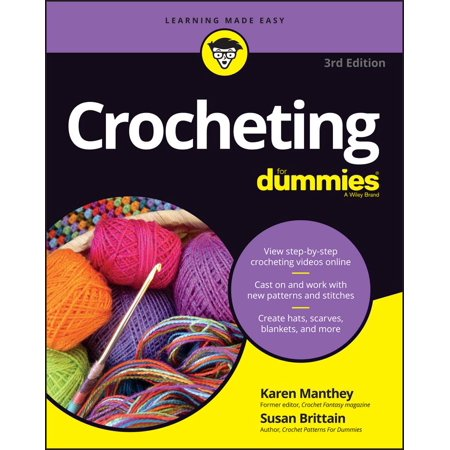 Crocheting for Dummies with Online Videos - Life Size Dummy