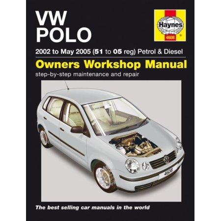 Vw Polo Diesel - VW Polo Petrol and Diesel Owner's Workshop Manual (Haynes Service and Repair Manuals) (Paperback)