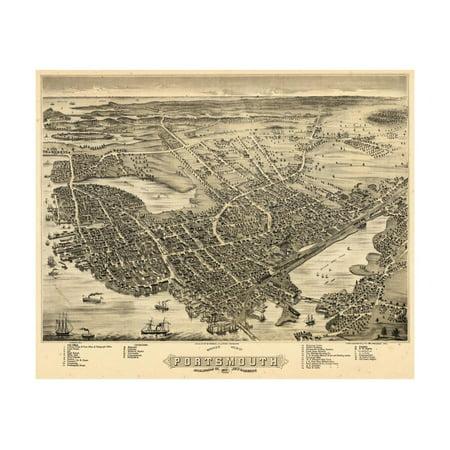 1877, Portsmouth Bird