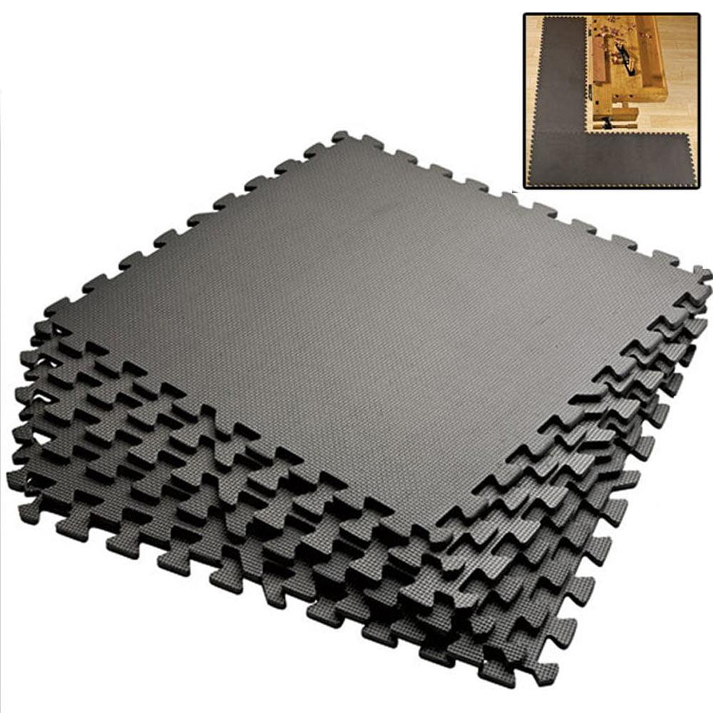Anti fatigue mats sqft exercise play gym floor flooring