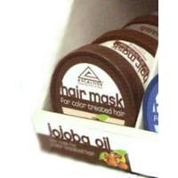 Excelsior Jojoba Oil Hair Mask Jar 6 oz. (Pack of 6)
