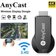 MiraScreen AnyCast M2 Plus TV Dongle Receiver TV Stick 1080P HDMI Wireless Wifi Display Support DLNA/Miracast/Airplay for IOS /Android/Win