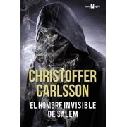 El hombre invisible de Salem - eBook