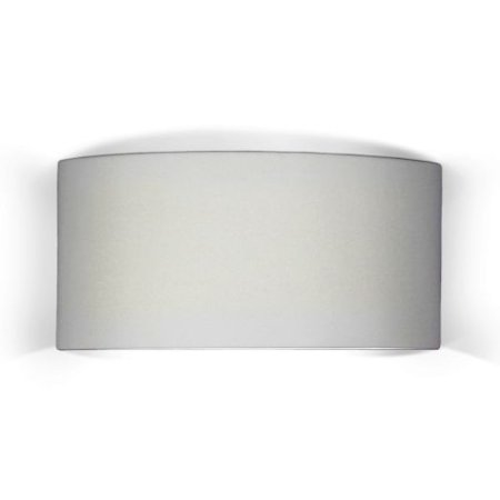 """Image of A19 1701 One Light 14-1/2"""" Wide Bathroom Fixture from the Islands of Light Colle"""
