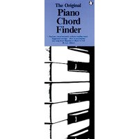 The Original Piano Chord Finder : Compact Reference Library