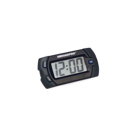ROADPRO 1324 ELECTRONIC BIG DIGIT CLOCK WITH CALENDAR