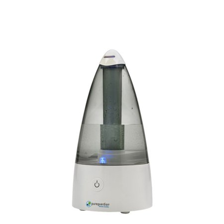 Pureguardian H925s 10 Hour Ultrasonic Cool Mist Humidifier  Table Top
