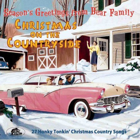 Christmas On The Countryside: 27 Honky Tonkin' Christmas Country Songs ()