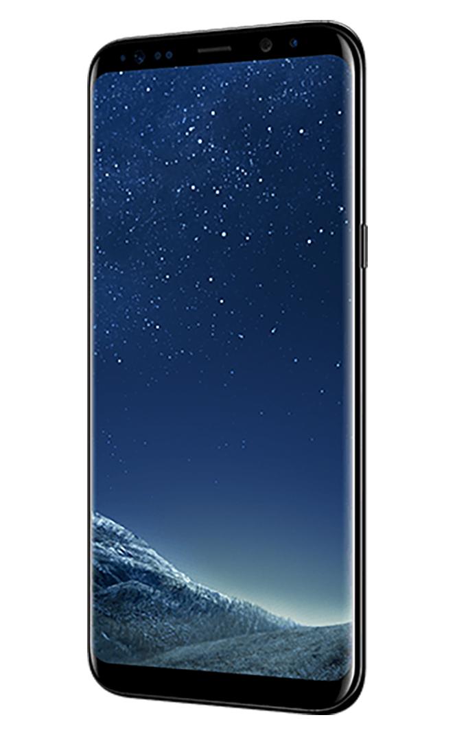 Telefono Celular Samsung Galaxy S8+ G955F 64GB Unlocked GSM Phone w/ 12MP Camera - Midnight Black + Samsung en VeoyCompro.net