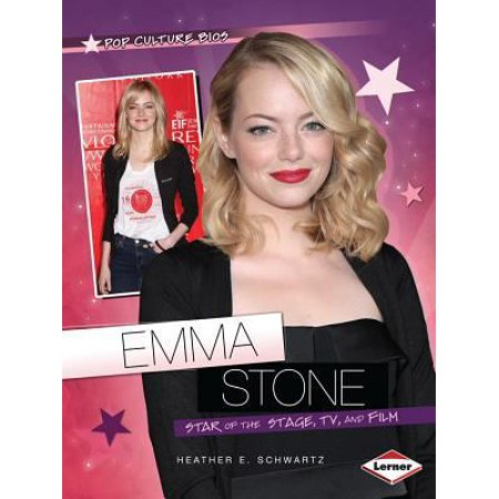 Emma Stone  Star Of The Stage  Tv  And Film