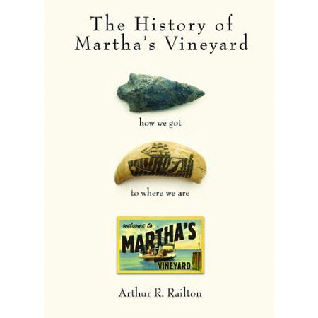 The History of Martha's Vineyard (Paperback)](Halloween Martha's Vineyard)