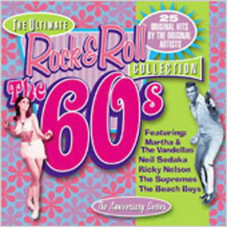 The Ultimate Rock 'N Roll Collection: The 60's (Alternative Rock Halloween Music)