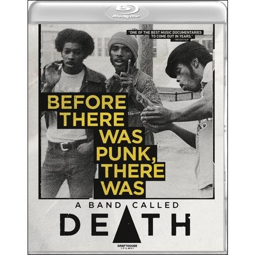 A Band Called Death (Blu-ray + Digital Copy) (Widescreen)