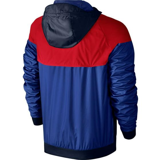 Nike - Nike Sportswear Windrunner Men s Jacket Obsidian Blue ... 06e6d72c6