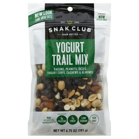 Snak Club Yogurt Trail Mix, 6.75 Oz. (Yogurt Trail Mix)