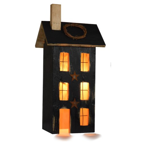 August Grove Huseby Mini Decorative House
