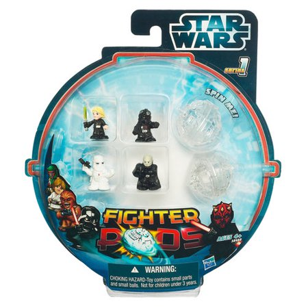 Star Wars Fighter Pods Series 1 4-Pack Mini Figure Pack