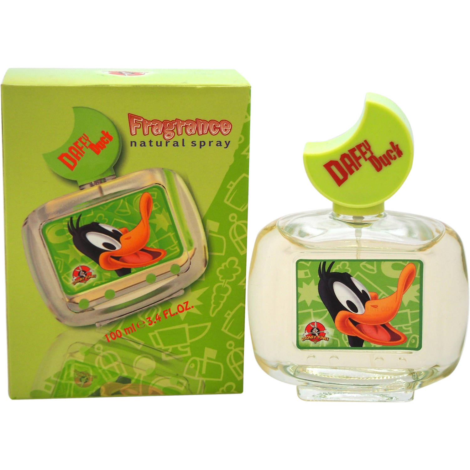 First American Brands Daffy Duck for Kids Eau de Toilette Spray, 3.4 oz