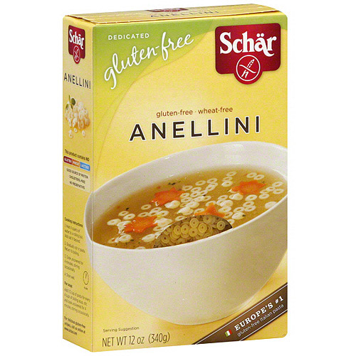 Schar Anellini, 12 oz (Pack of 10)
