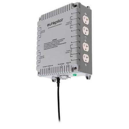 AutoPilot Hydrofarm 8000W High Power HID Master Lighting Controller APCL8DX