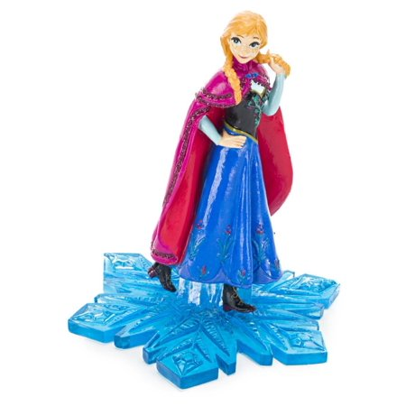 Anna, Medium, Bring Disney's animated film FROZEN to your aquarium! Authentic Disney ornaments are made from non-toxic poly-resin material and are.., By Penn