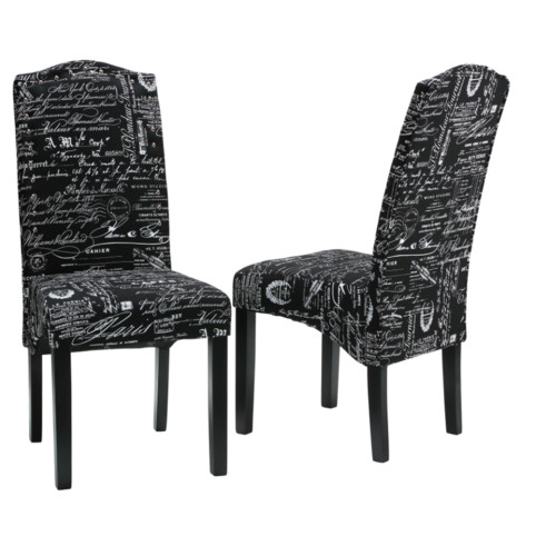 Cortesi Home Fletcher Side Chair (Set of 2)