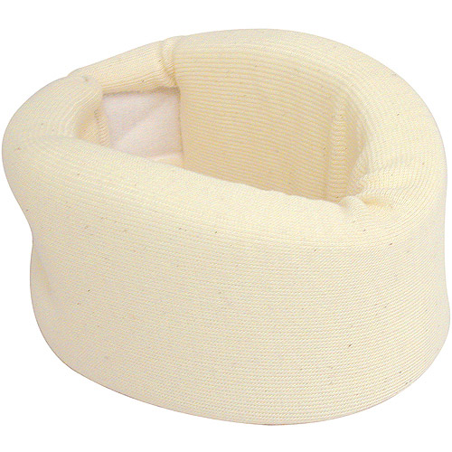 "DMI Soft Foam Cervical Collars, 2 1/2"" wide, Small"
