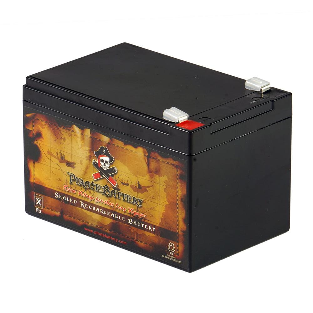 12V 9AH Sealed Lead Acid (SLA) Battery for APC RBC GP1272 PS1270 ES7-12